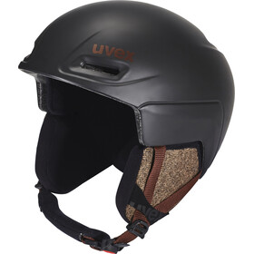 UVEX Jimm Helm zwart